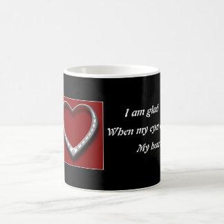 Uw hart gevangen mijn koffiemok