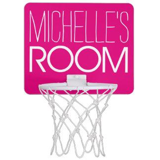 Uw Naam Mini Basketbalring