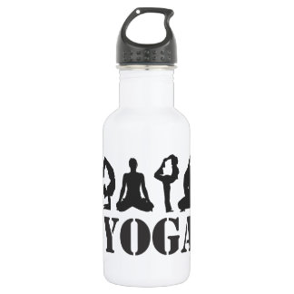 Uw Nieuwe Fles van de Yoga!
