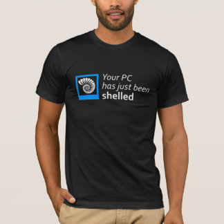 Uw PC is net geschild T Shirt