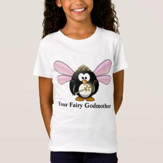 Uw T-shirt van de Fee van de Pinguïn van de