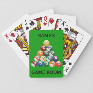 Uw Zaal van het Spel Pokerkaarten