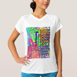 V-Hals t-Shir van de Opleiding van de Vrouwen van T Shirt