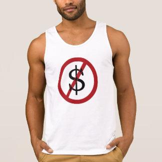 Va-CA Geen $ sleeveless t-shirt door DAL