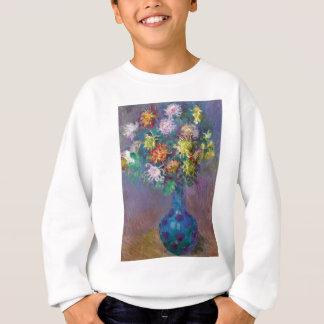 Vaas van Chrysanten Claude Monet Trui
