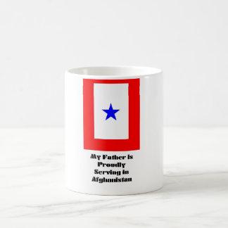 Vader in Afghanistan Koffiemok