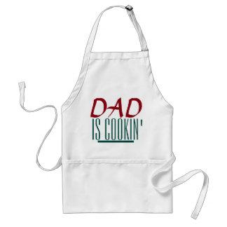 Vaderdag die schort koken