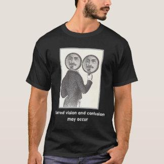 vage visie t shirt