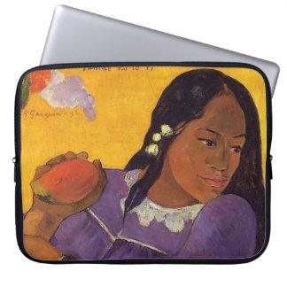 """""""Vahine Geen Te Vi"""" - Paul Gauguin Laptop Sleeve"""