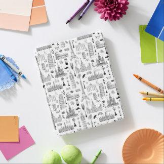 Vakantie in het Patroon van Europa iPad Cover