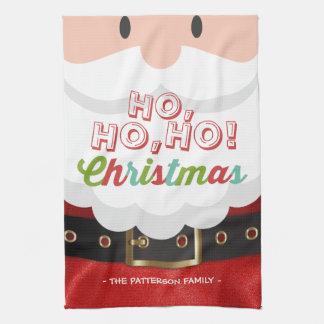 Vakantie van het Nieuwjaar van Kerstmis van de Theedoek