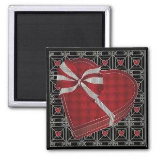 Valentijn 02 de Doos van de Chocolade Magneet