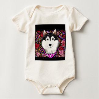 Valentijn Malamute Van Alaska Baby Shirt