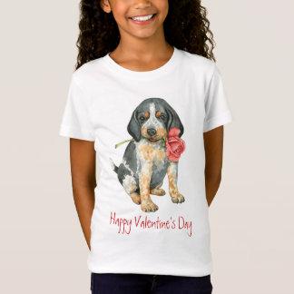 Valentijn nam Bluetick toe T Shirt
