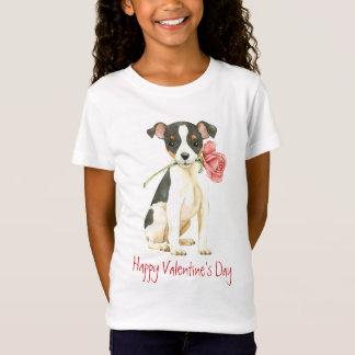 Valentijn nam de Fox-terrier van het Speelgoed toe T Shirt