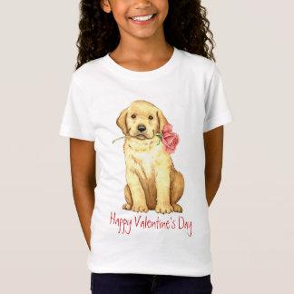 Valentijn nam Geel Laboratorium toe T Shirt