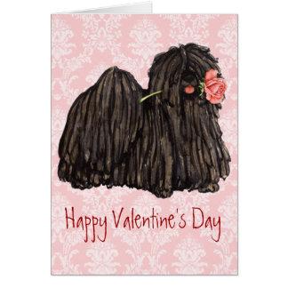 Valentijn nam Puli toe Kaart