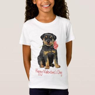 Valentijn nam Rottweiler toe T Shirt