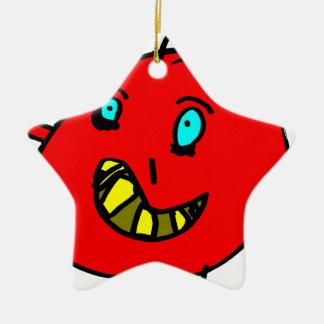 Valérian het aardige monster - Axel Stad Keramisch Ster Ornament