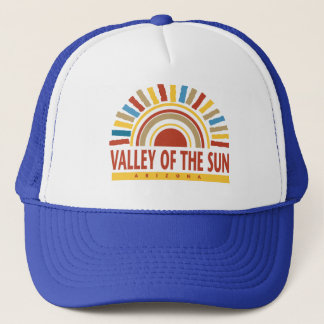 Vallei van de Zon Arizona Trucker Pet