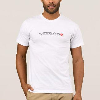 VAM: Het Zwitserse T-shirt Zermatt van Matterhorn