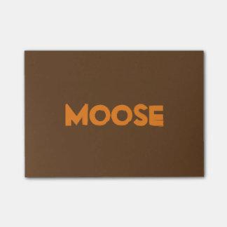 Van Amerikaanse elanden post-it®- Nota's Post-it® Notes