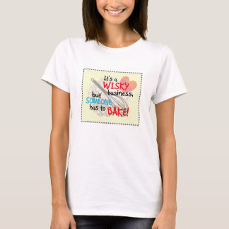 Van Bedrijfs wisky t-shirt
