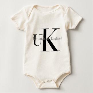 Van Birmingham de T-shirt van de UK- Tekst