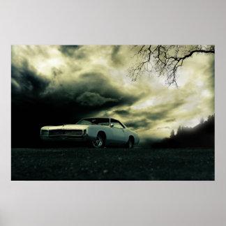 Van Buick Riviera Gs- poster