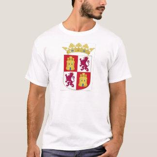 Van Castilla en Leon (Spanje) het Wapenschild T Shirt