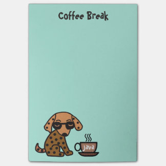 Van Chihuahua Van de Koffiepauze post-it®- Nota's Post-it® Notes