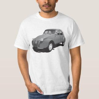 Van Citroën 2CV (deux chevaux) de t-shirt