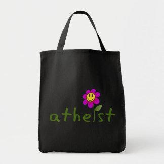 Van de atheïst (met gelukkige bloem) de Zakken Draagtas