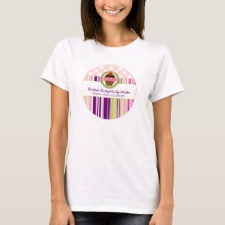 Van de Bedrijfs bakkerij van Cupcake T-shirt