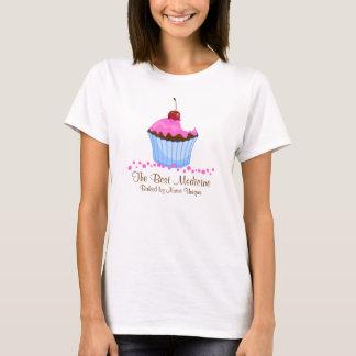 Van de Bedrijfs bakkerij van de douane T-shirt