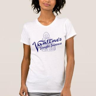 """Van de blauwe van de TEMPEL Vrouwen """"van de T Shirt"""