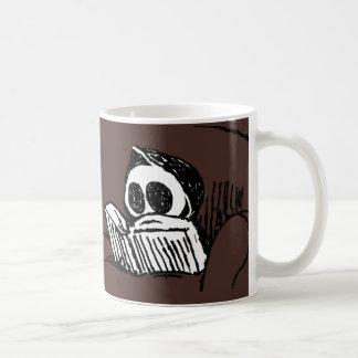 Van de cartoonDimm van Dimmstown het karaktermok Koffiemok