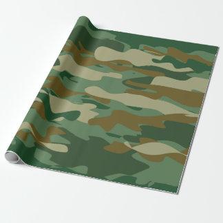 Van de de camouflageVerjaardag van het leger het Inpakpapier
