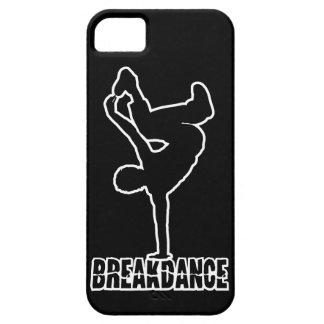 Van de de douanekleur van Breakdance iPhonehoesje Barely There iPhone 5 Hoesje