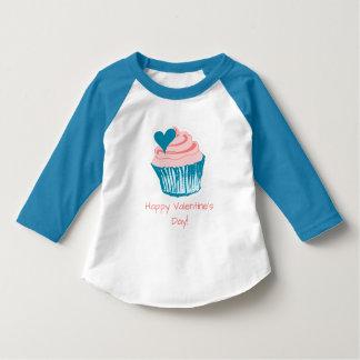 Van de de douanetekst van de Liefde van Cupcake de Romper