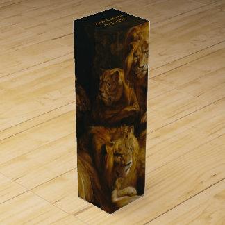 Van de de douanewijn van het Hol van leeuwen' de Wijn