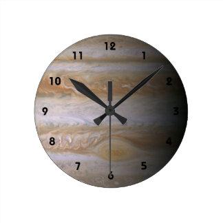 Van de de planeetastronomie van Jupiter de nevel Ronde Klok Medium
