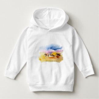 Van de de uitbarstingsolifant van de kleur de hoodie