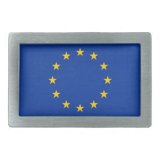 Van de de vlagriem van de Europese Unie de Gespen