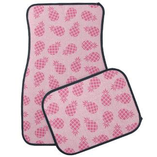 Van de de zomerpastelkleur van Girly leuk roze de Auto Vloermat