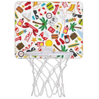 Van de de Zuid- vakantiereis van de Zomer van het Mini Basketbalring