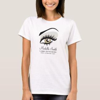 Van de de zwepenZweep van het oog het lange het T Shirt