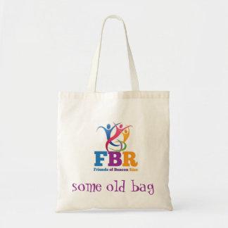 """Van de """"één of andere oude zak"""" Kruidenierswinkel  Canvas Tas"""