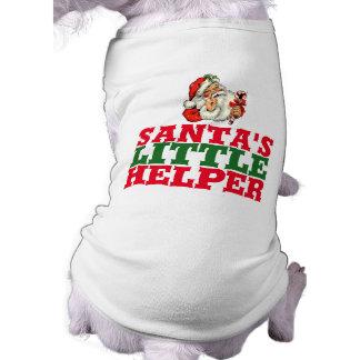 Van de helperKerstmis van de kerstman weinig de Shirt
