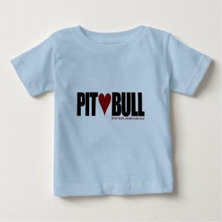Van de kuil (Liefde) de Stier Baby T Shirts